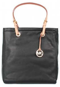 Michael by Michael Kors Jet Set Tote in Black
