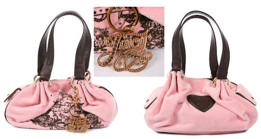 Juicy Couture Scottie Bling Daydreamer Bag