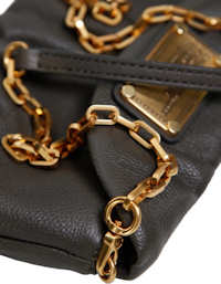 Marc by Marc Jacobs Little Ukita gold chain