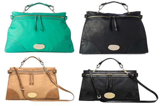Mulberry Taylor Satchel Bag