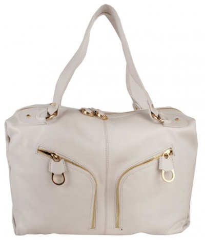 Ted Baker White Bowling Bag