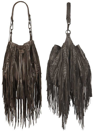 All Saints Bonita Fringe Bag