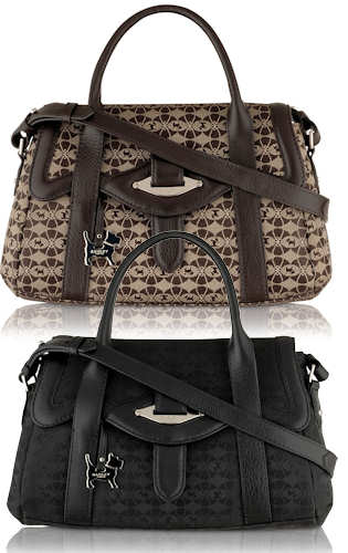Radley Cheadle Jacquard Medium Grab Bag