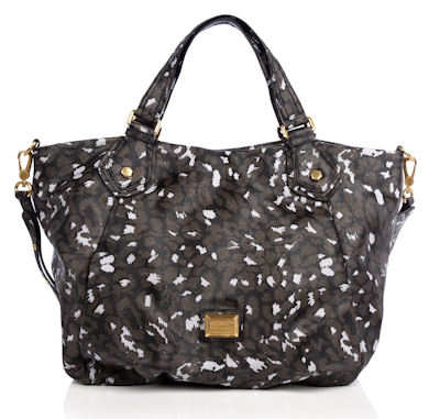 Marc by Marc Jacobs Franny Animal Q Tote