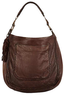 All Saints Nikah Bag in conker
