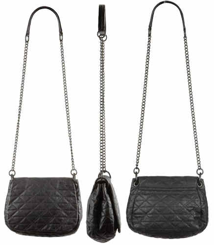 AllSaints Stitch Bag