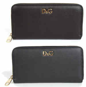 D G Dolce and Gabbana Purses in Brown and Black