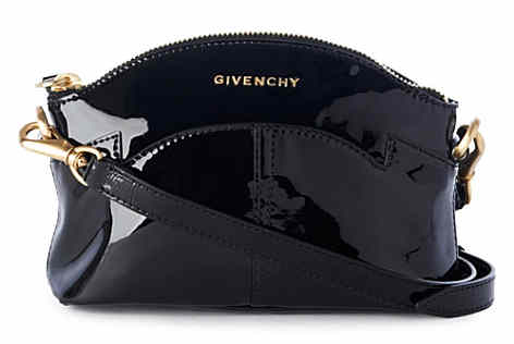 Givenchy Patent Curve Bag