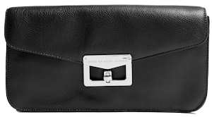 Marc by Marc Jacobs Bianca Envelope Clutch Black
