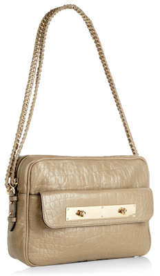 Mulberry Carter Croc Bag