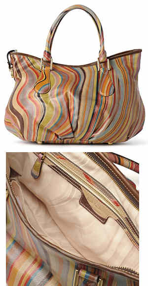 Paul Smith Pearl Swirl Bag