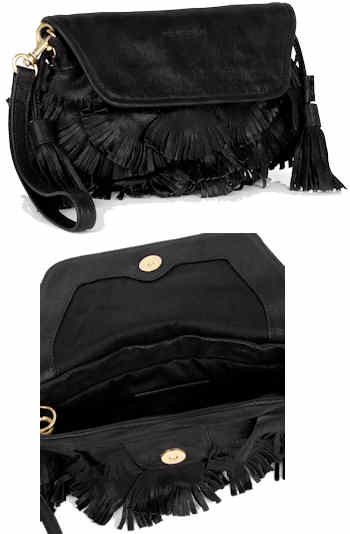 See by Chloe Fringed Clutch