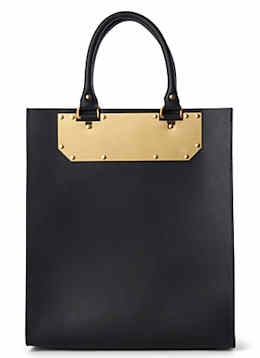 Sophie Hulme Single Plate Tote bag