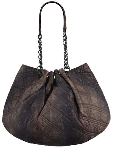 AllSaints Quilt Chain Bag