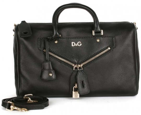 Dolce and Gabbana D and G Micol Satchel Bag