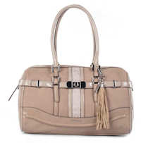 Guess Scent City Box Satchel Bag