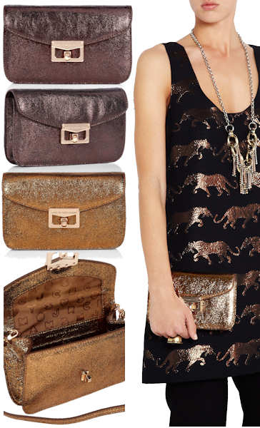 Marc by Marc Jacobs Jane at the Disco Clutch