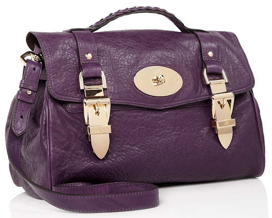 Mulberry Buckle Bag