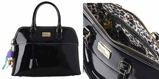 Paul's Boutique Maisy Bag black