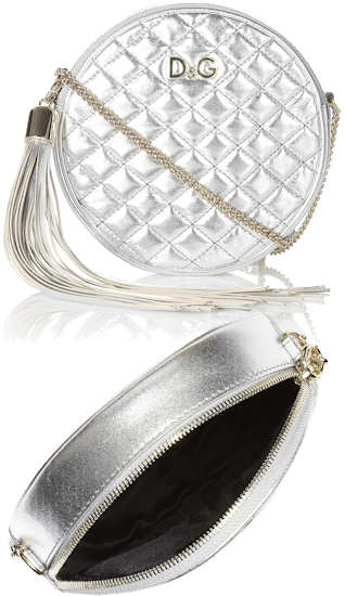 D&G Lily Glam Round Bag