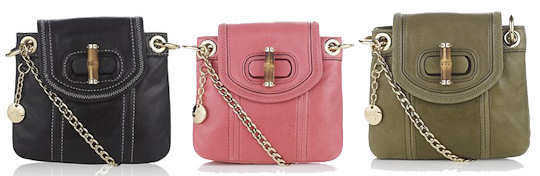 Millie Luxe Small Cross Body Bag