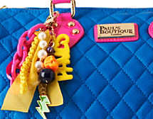 Pauls Boutique Plaque and Charm