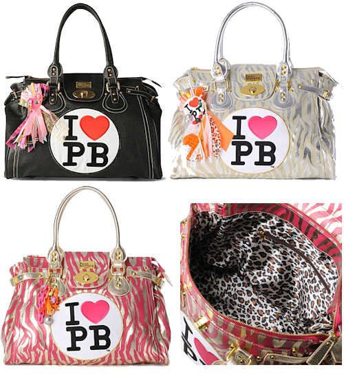 Paul S Boutique Tilly Twister Tote Bag Designer Handbags