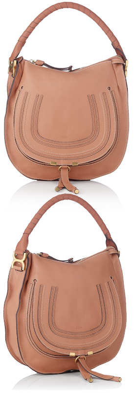 Chloe Marcie Small Hobo Bag