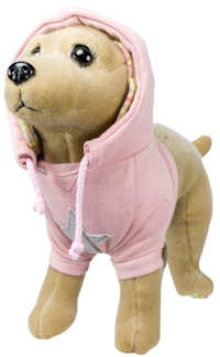 Fuzzy Nation Peggy Pink Labstar