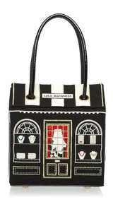 Lulu Guinness Jewellery Shop Bag