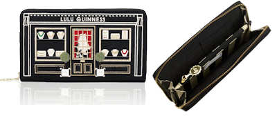 Lulu Guinness Jewellery Shop Purse