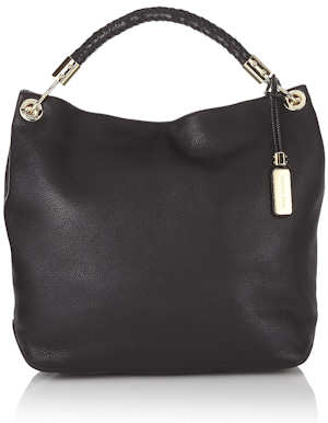 Michael Kors Skorpios Hobo Bag in Black