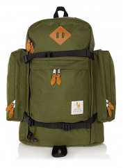 William Fox and Sons Moss Green Trail Backpack