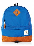 William Fox and Sons Royal Blue Tear Drop Backpack