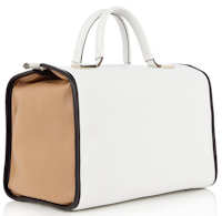 Anya Hindmarch Bruton Tote in White