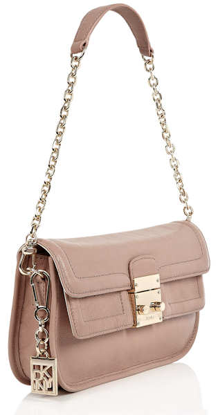 DKNY Chain Handle Clutch Bag