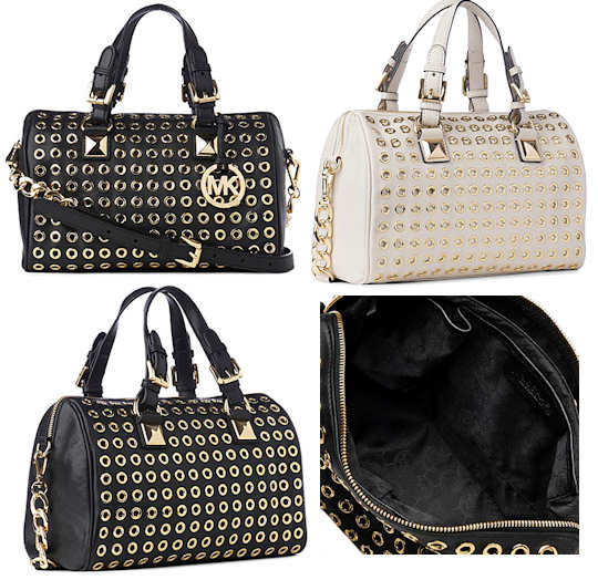 Michael by Michael Kors Eyelet Bag