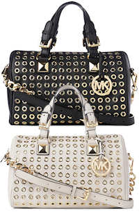 Michael by Michael Kors Grayson Grommet Bag