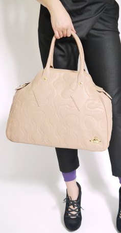 Vivienne Westwood Squiggle Shopper Bag