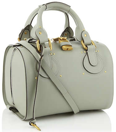 Chloe Aurore Small Bowling Bag