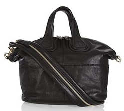 Givenchy Nightingale Handbag in Black