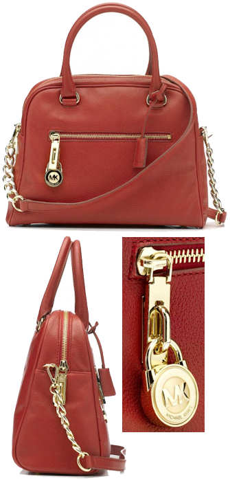 Michael by Michael Kors Joan Bowling Bag