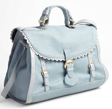 See by Chloe Poya Doctors Bag in Iceberg