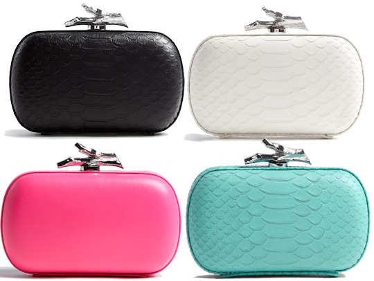 DVF Lytton Clutch 2012