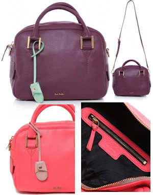 Paul Smith Seaford Bags