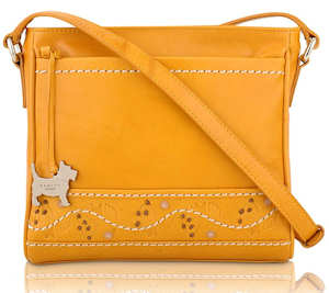 Radley Charlotte Embossed Medium Cross Body Bag