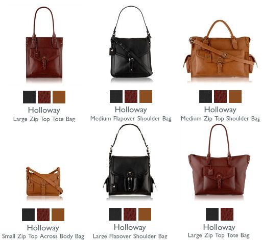 Radley Holloway Bag AW 2012 2013