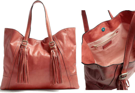 See by Chloe Twin Tassels Tote Bag