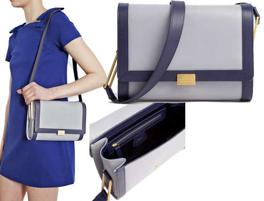 Smythson Emily Shoulder Bag