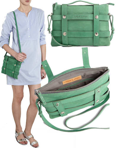 Cala & Jade Gumini Shoulder Bag